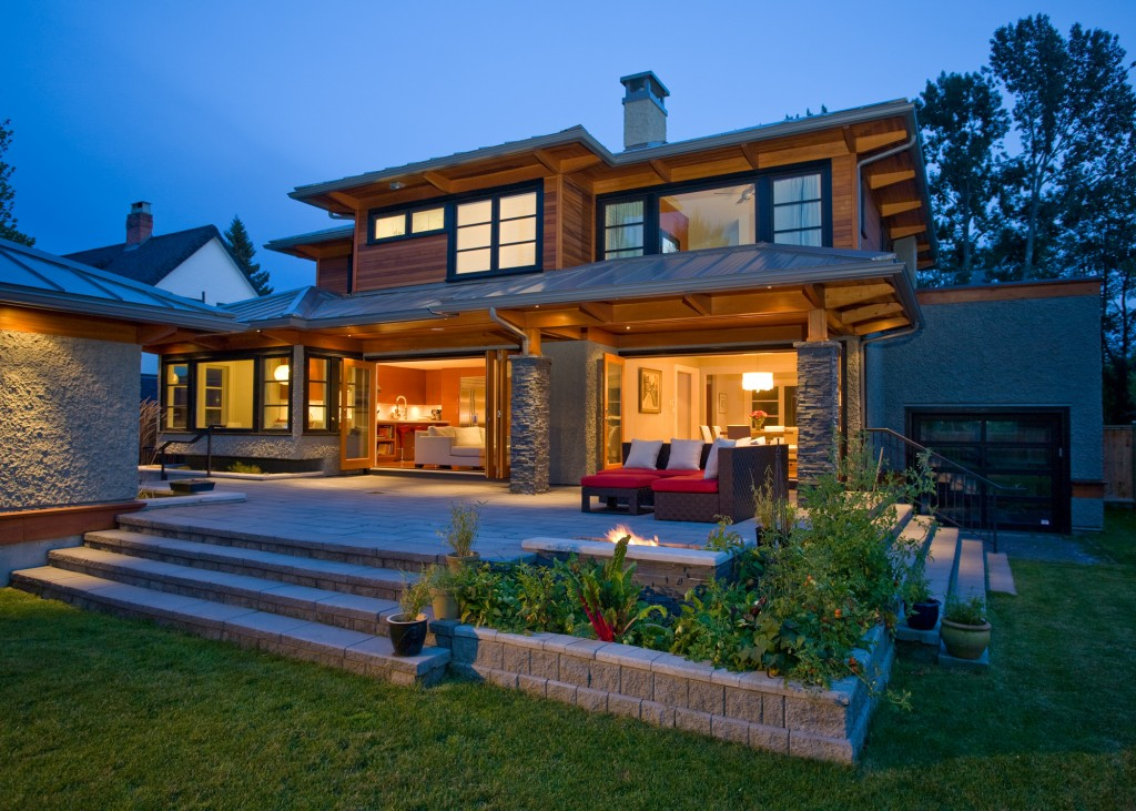 Chancellor vancouver custom home builder for West coast style house plans